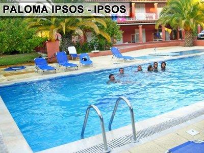 Bandiera Blu Paloma Ipsos