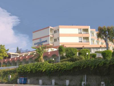 Bandiera Blu Alexandros Hotel