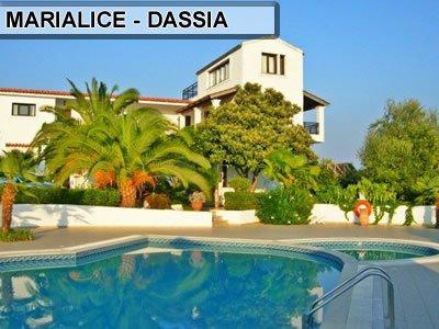 Bandiera Blu Marialice - Dassia