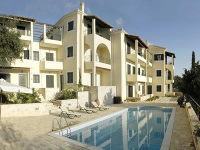Bandiera Blu Niriides Luxory Appartamenti