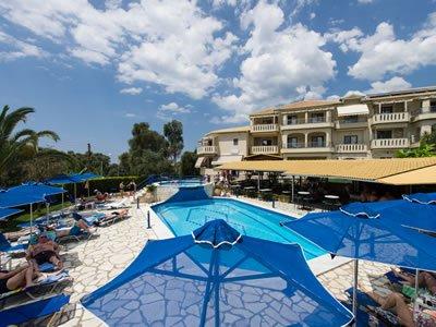 Bandiera Blu Adam's Hotel
