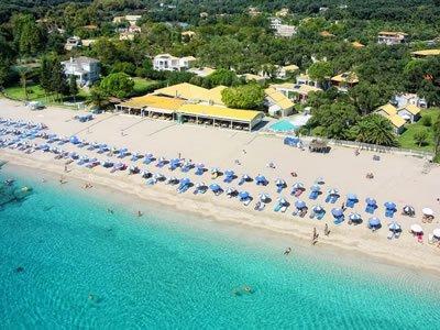 Bandiera Blu Parga Beach Hotel