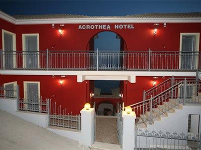 Bandiera Blu Acrothea Hotel