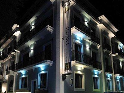 Bandiera Blu Dioni Boutique Hotel