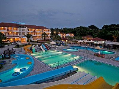Bandiera Blu Kanali Beach Hotel