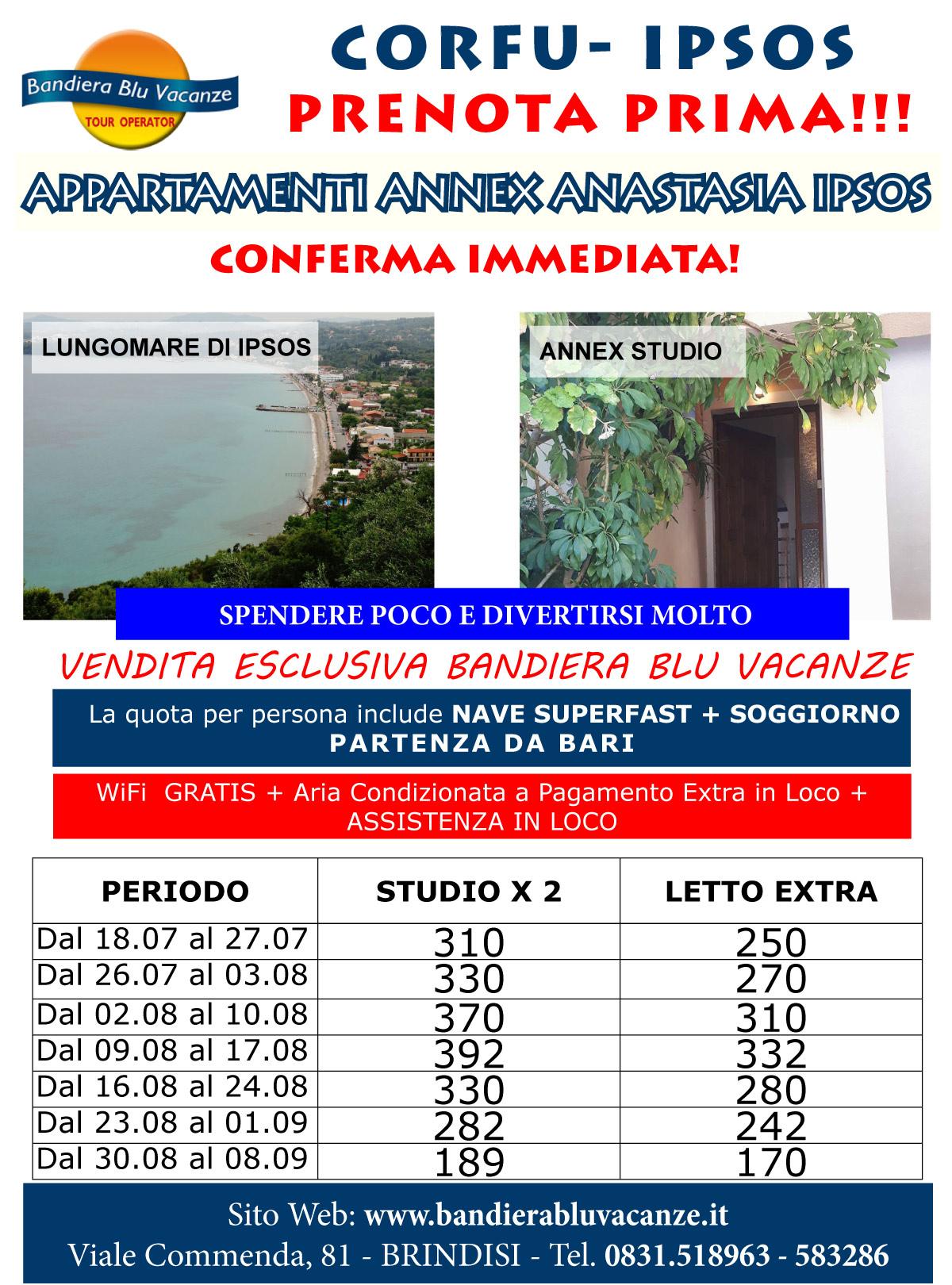 Offerta Annex Anastasia