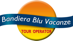 Logo Bandiera Blu Vacanze